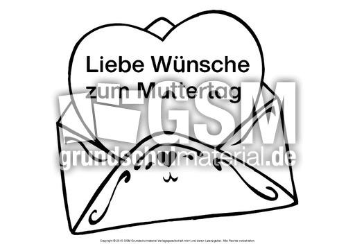 Herz-Wunsch-Muttertag-9 - Herz-Wünsche - Basteleien - Muttertag ...