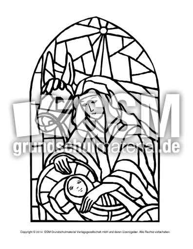 Ausmalbild Maria Jesus 5 Religiöse Motive Ausmalbilder