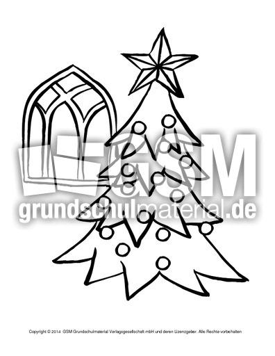 ausmalbildweihnachtsbaum1  weihnachten  ausmalbilder