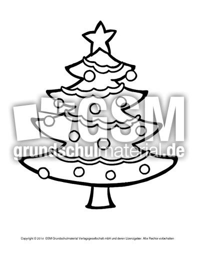 ausmalbildweihnachtsbaum11  weihnachten  ausmalbilder