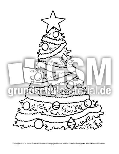 ausmalbildweihnachtsbaum8  weihnachten  ausmalbilder
