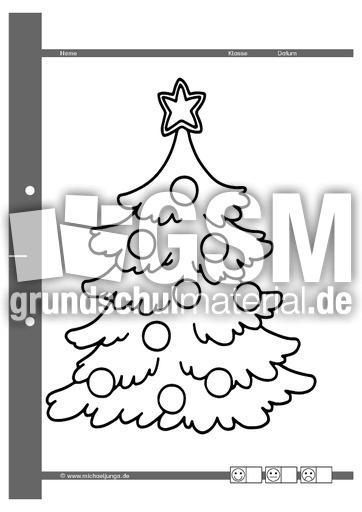 Großzügig Farbe In Weihnachtsbildern Bilder - Beispiel ...