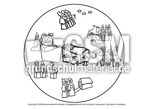 weihnachts mandala 17 mandalas als pdf weihnachten. Black Bedroom Furniture Sets. Home Design Ideas