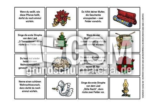 advents w rfelspiel 2 spielkarten 3 w rfelspiele