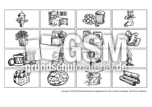 advents w rfelspiel 2 spielkarten b bilder 2sw. Black Bedroom Furniture Sets. Home Design Ideas