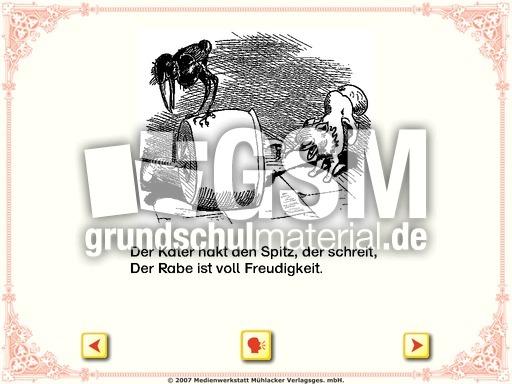 Hans-Huckebein - interaktive PDFs + Ton - Wilhelm Busch ...