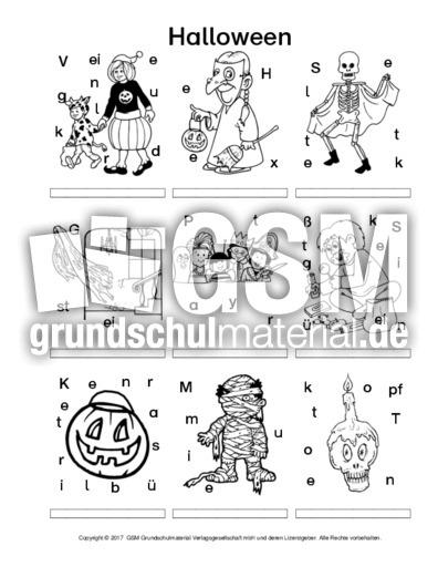 Fein Halloween Themen Arbeitsblätter Fotos - Ideen färben - blsbooks.com