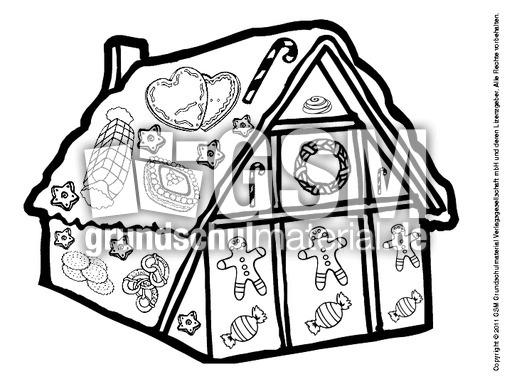 lebkuchenhäuserbeispiele 15  lebkuchenhaus  basteleien