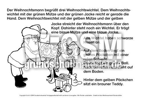 malvorlage weihnachtswichtel malen  bastelanleitung