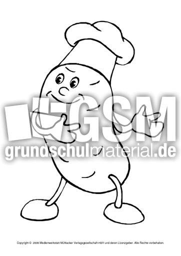 Kartoffelfigur-zum-Ausmalen - Basteln-Kartoffelkönig - Herbst ...
