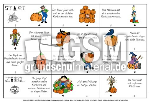 lesedominoherbst5  lese  dominos  herbst