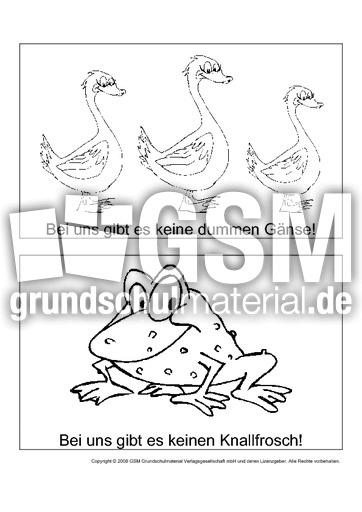 Ausmalbilder-Tierschimpfwu00f6rter-B-4 - Ausmalblu00e4tter ...