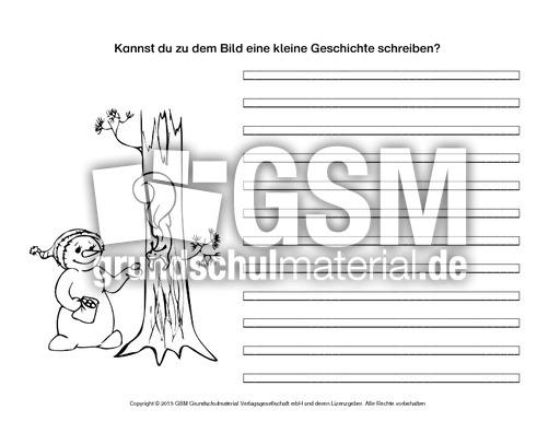 Groß Bildsequenz Geschichte Schreiben Arbeitsblatt Ideen ...