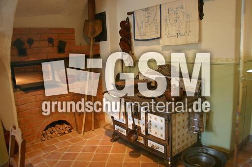 alte wohnk che 1 fotos fr her leben fr her sachthemen hus klasse 3. Black Bedroom Furniture Sets. Home Design Ideas