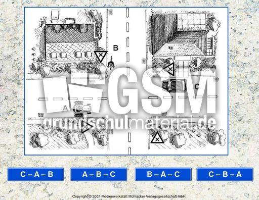 arbeitsblatt vorschule 187 verkehrszeichen f252r