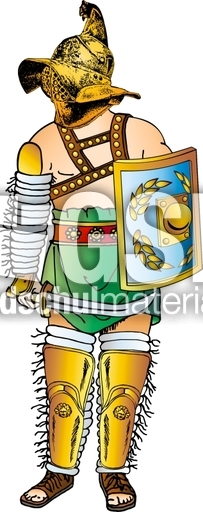 gladiatorthraexco  bilder co  zeichnungen  römer in