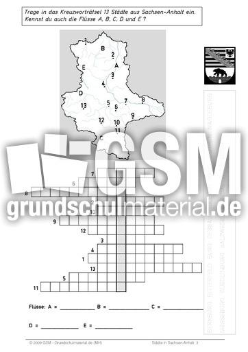 Stu00e4dte_Sachsen-Anhalt - Stu00e4dte in den Bundeslu00e4ndern ...