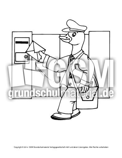 Ausmalbilder lustige tiere b 1 12 pdf