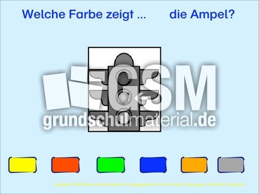 farbe bestimmen 1 konzentrations bungen computer bungen material klasse 1. Black Bedroom Furniture Sets. Home Design Ideas