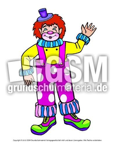 clown schleife binden 6 clowns eine schleife binden f rderung schuleingangsphase. Black Bedroom Furniture Sets. Home Design Ideas