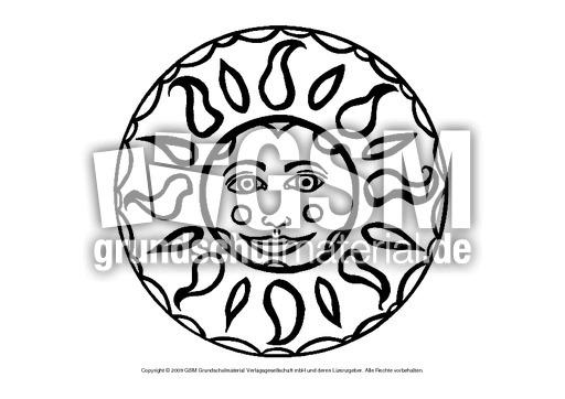 mandalas ausmalen 1 10 pdf