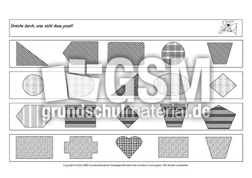 Muster-erkennen-2 - Arbeitsblätter-Visuelle-Konzentration ...