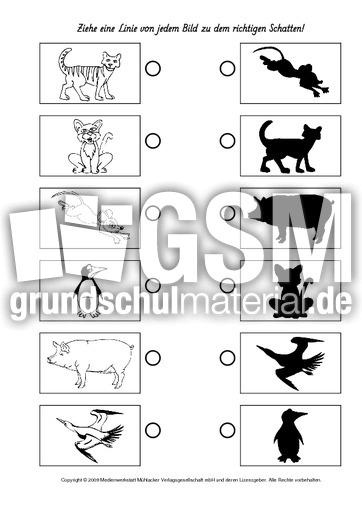 Perfect Visuelle Arbeitsblatt Composition - Kindergarten ...