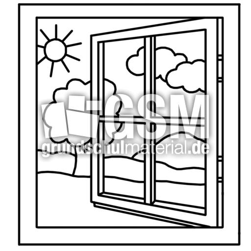 Fenster f j nomengrafiken zum ausmalen material klasse 1 - Fenster justieren anleitung mit bildern ...