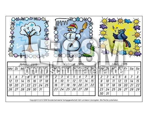 quartalskalender20152 kalender 2015 kalender