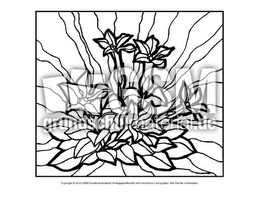 Ziemlich Farbseiten Von Blumen Galerie - Ideen färben - blsbooks.com