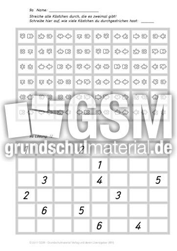 Puzzleteile_a - Doppelgu00e4nger gesucht - Konzentration und ...