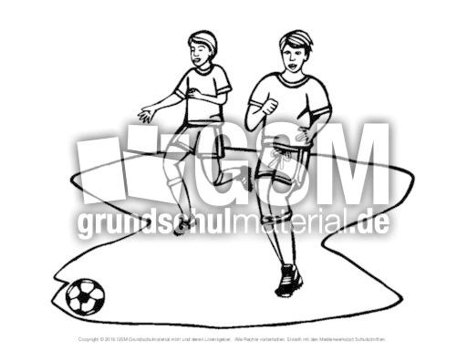 ausmalbildfußball 5  fußballausmalbilder  fußball