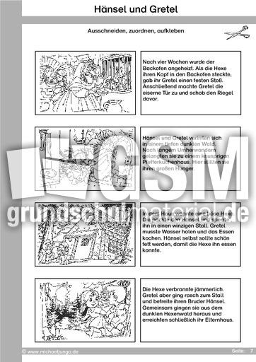 Geliebte Märchen 01 - Hänsel und Gretel - Arbeit mit Märchen - Märchen &YD_57