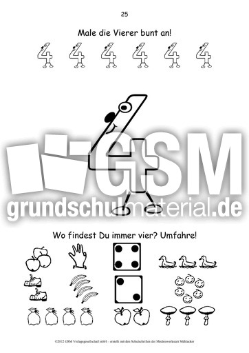 Großartig Schreiben Von Zahlen Arbeitsblatt Für Kindergarten Bilder ...