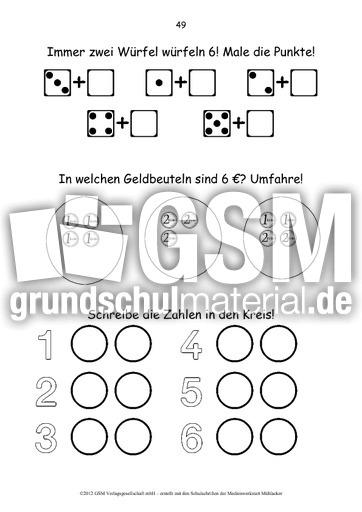 Ziemlich Verfolgungsnummern 1 10 Arbeitsblatt Kindergarten Galerie ...