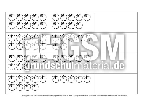 Fördermaterial-Zahlen-11-20-A 3 - Fördermaterial Zahlen ...