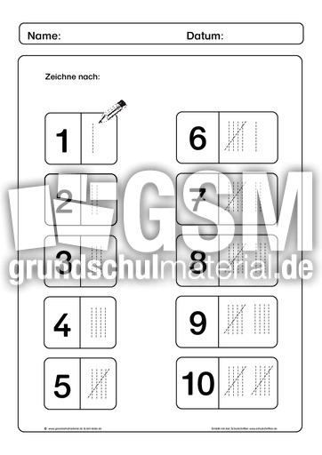 z hlen mit strichen mengen lernhefte mengen erfassen arbeitsbl tter mathe klasse 1. Black Bedroom Furniture Sets. Home Design Ideas