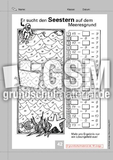 Lernpaket Mathe 1 44 - Lernpaket Mathe 1 - Rechnen üben bis 20 ...