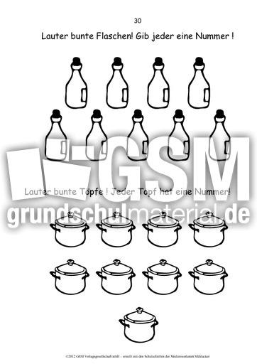 Mathetrainer Vorschule Zahlen 7-10 - Die Zahlen im ZR 10 ...