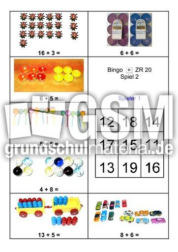 Mathe 1. Klasse Spiele