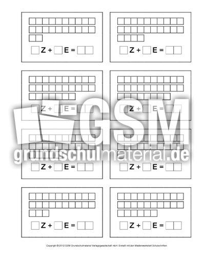 Zahldarstellung-bis-30-1-6 - Erweiterung des ZR bis 100 ...