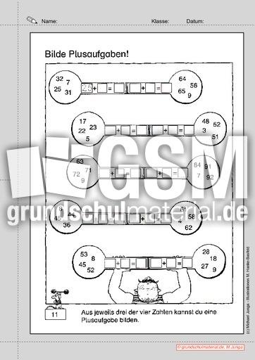 Lernpaket Rechnen in der 2. Klasse 11 - Lernpaket Rechnen ...