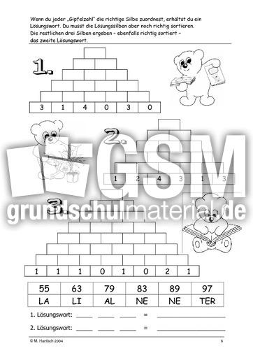 Ungewöhnlich Mathematik Für 2. Sortierer Arbeitsblatt Bilder ...