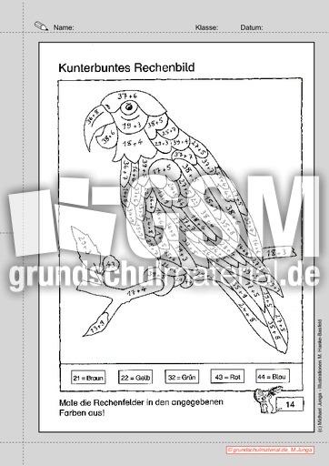arbeitsblatt vorschule 187 rechen252bungen klasse 2