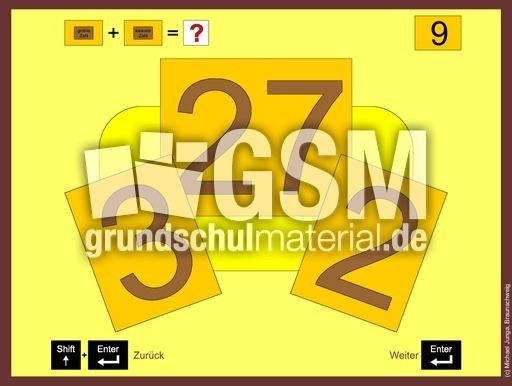 Addition bis 100 ohne u00dcberschreitung - ZE+Z=__ - u00dcbung 2(G ...