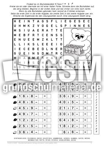 Fein 4 Oa 1 Arbeitsblatt Ideen - Arbeitsblätter für Kinderarbeit ...
