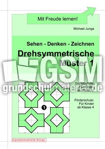 drehsymmetrsiche objekte 1 drehsymmetrie gitterbilder