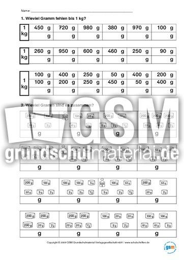 rechnen mit gewichten kilogramm gramm rechnen mit gr en mathe klasse 3. Black Bedroom Furniture Sets. Home Design Ideas
