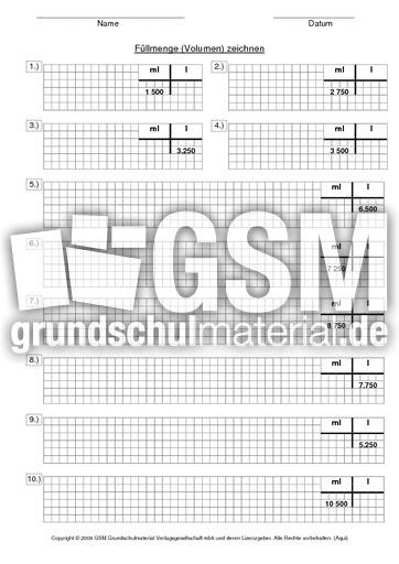 ab f252llmenge zeichnen volumen rechnen mit gr246223en