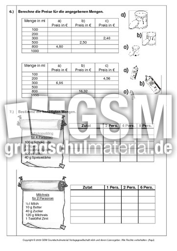 test volumen bungsaufgaben volumen rechnen mit gr en mathe klasse 3. Black Bedroom Furniture Sets. Home Design Ideas